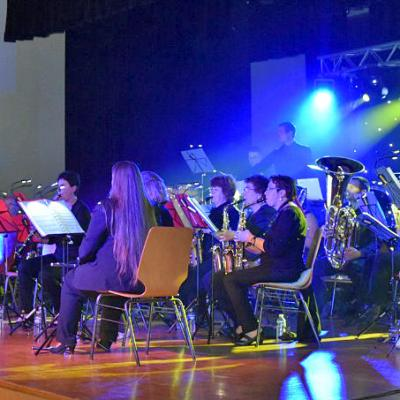 Orchestre d'Harmonie Saint Jean le Vieux - Ambronay