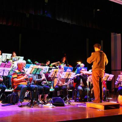 Scène Ambronay Concert