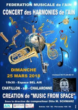 1 affiche concert 25 mars date