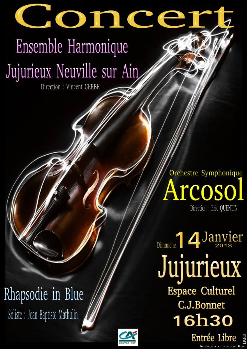 14 janvier 2018 arcosol