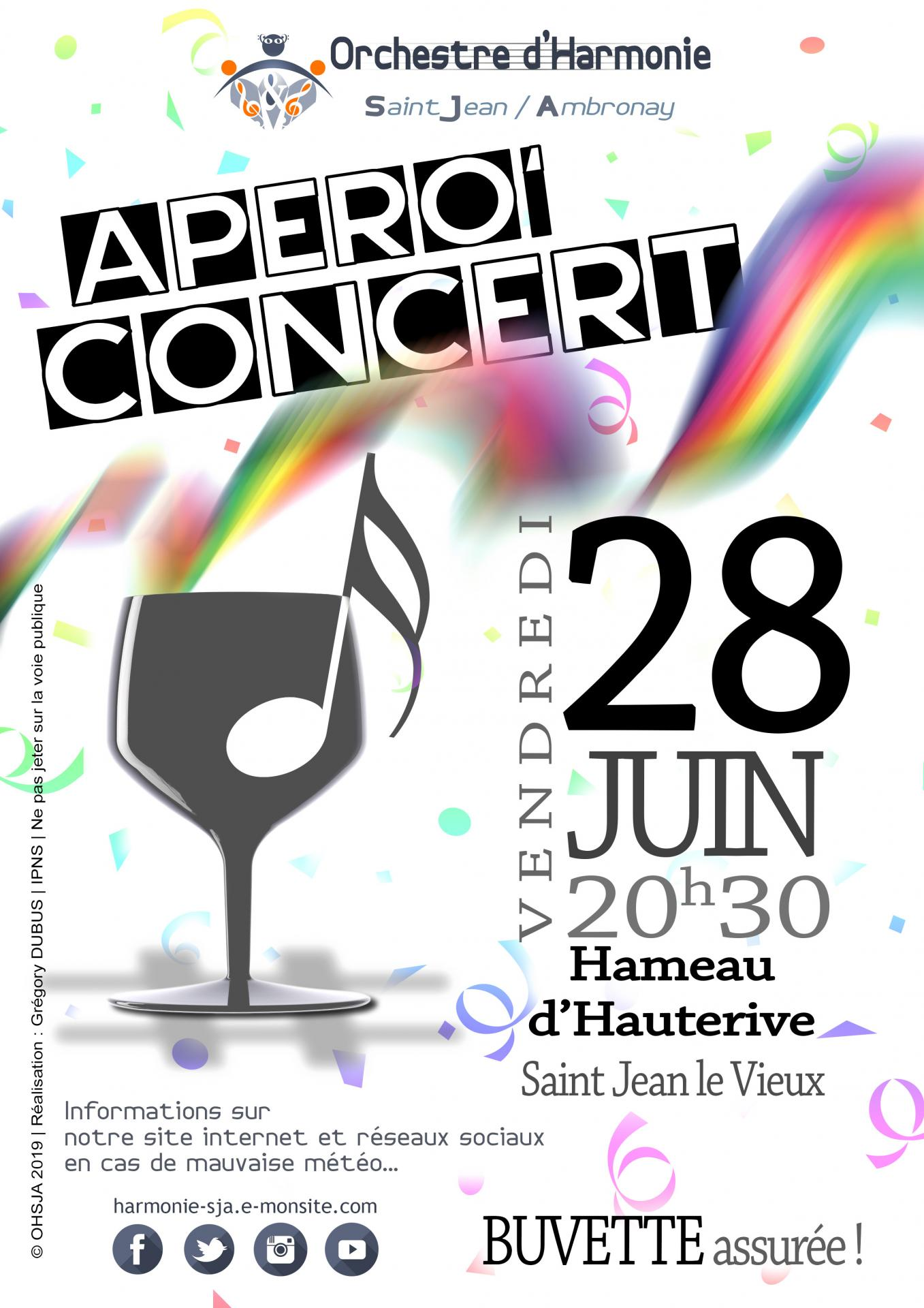 Apéro' Concert