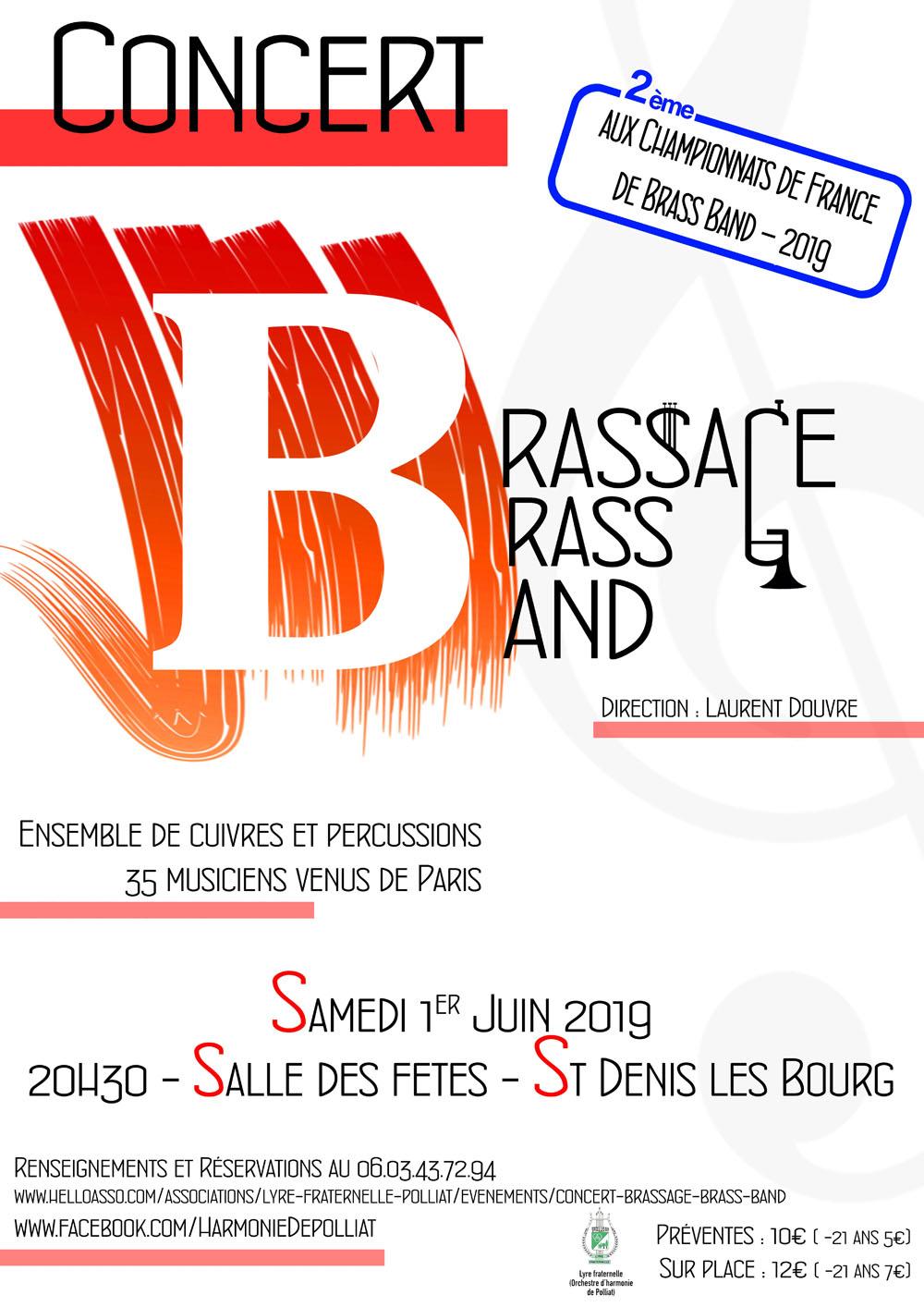 Affiche brassband 01juin2019