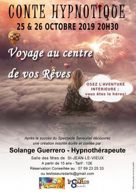 Affiche conte hypnotique
