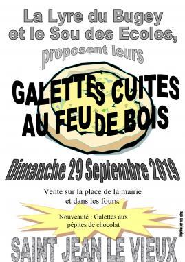 Affiche galettes ohsja 29 septembre 2019