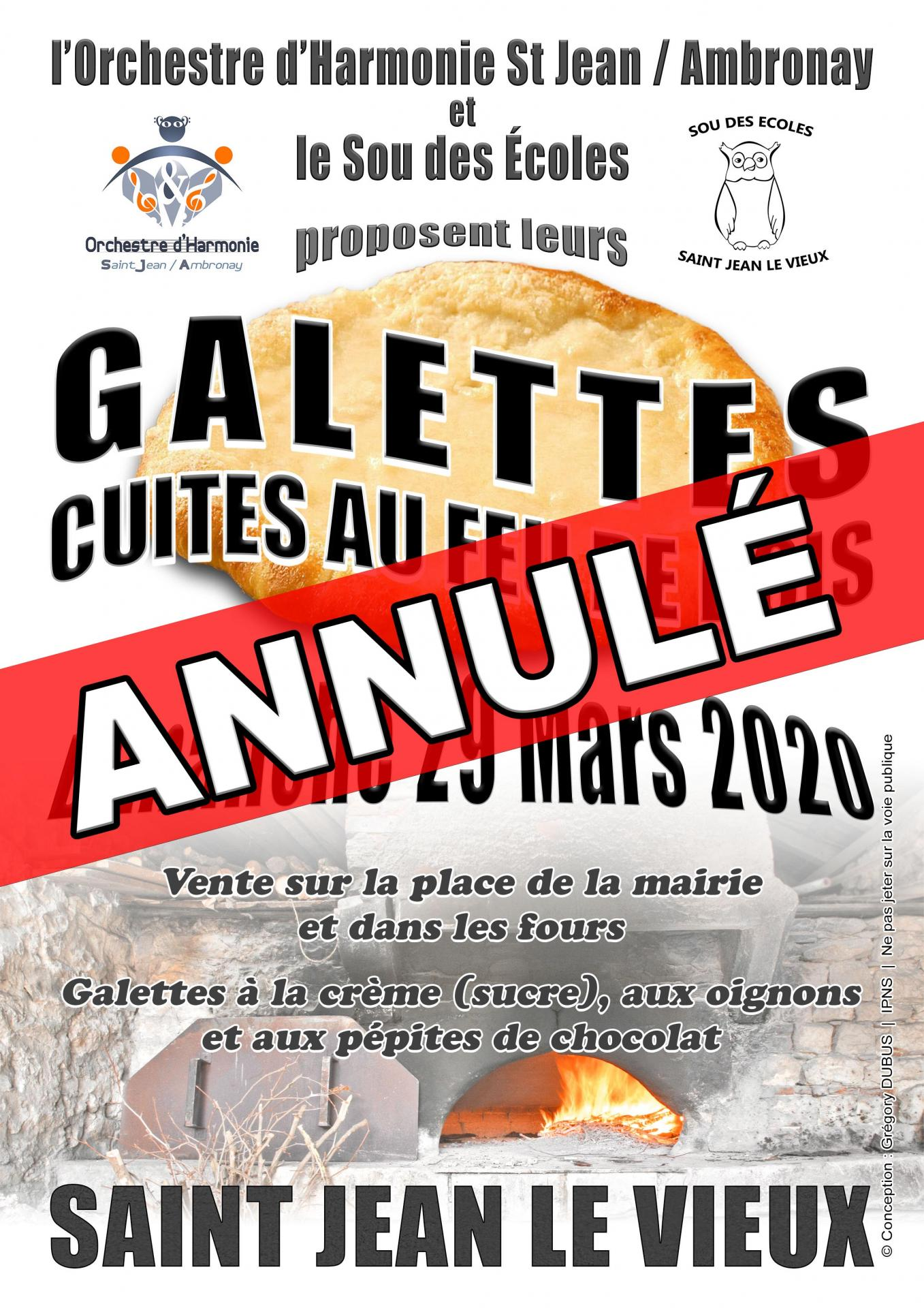 Affiche galettes ohsja mars 2020 v2002202009h40 annule