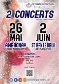 Affiche ohsja concerts 26mai et 2juin 2018 2704201802h54
