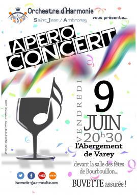 Concert OHSJA Abergement de Varey 9 juin 2017
