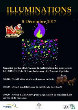 Illuminations 8 dec 2017 marpa