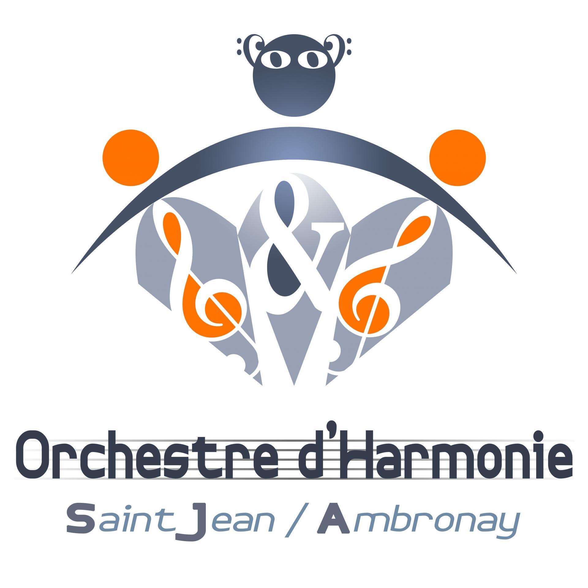 Logo OHSJA version carrée